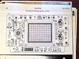 Tektronix 468 Digital Oscilloscope Operations Manual.