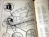 Curtiss-Wright Modified R4D-5 Aircraft Parts Manual.  Circa 1950.