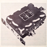 1952 Kollsman 1476-01 Dual Aneroid Switch Operation, Service, Overhaul & Parts Manual.