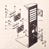 1957 GE Compass Amplifiers G-2 Overhaul Manual.