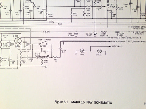 Narco Mark 16 Service Manual. on