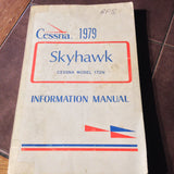 1979 Cessna 172 Pilot's Information Manual.