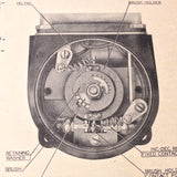 Curtiss-Wright Automatic Synchronizer Control for Electric Propellers Install & Service Manual.  Circa 1943