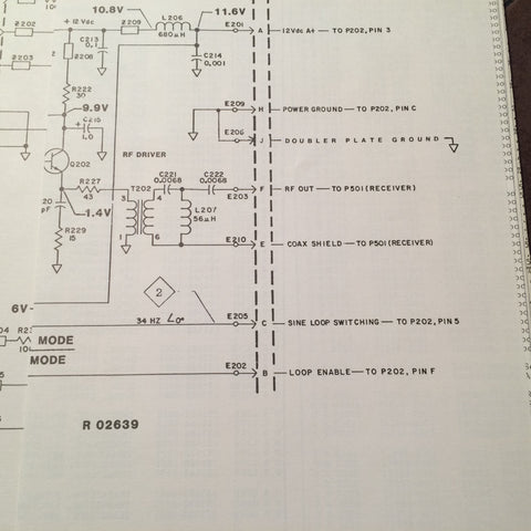 Narco ADF 841 Service Manual. on