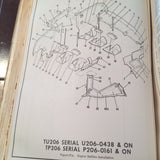 1964-1969 Cessna 206 Series Parts Catalog.