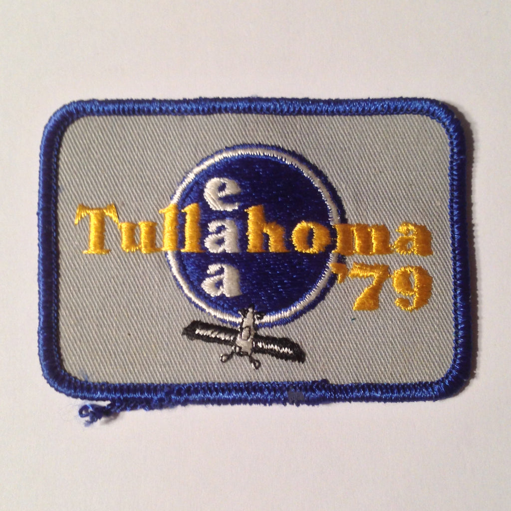 "Original EAA Tullahoma 1979 Patch.  Never used 3.75"" Cloth."