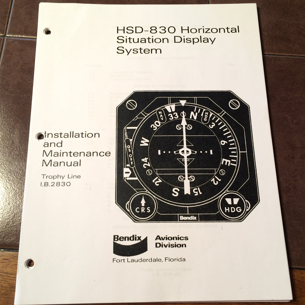 In 831a install Manual