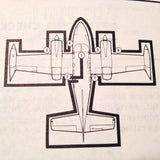 Cessna Model 411 Owner's Manual.  Circa 1966