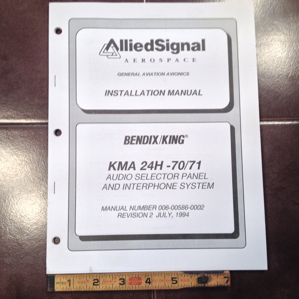 king kma 24h 70 71 audio panel install manual Home Theater System Connection Diagrams