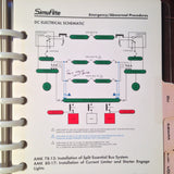 Simuflite Learjet 35 and Learjet 36 Operating Handbook.  Circa 2001.
