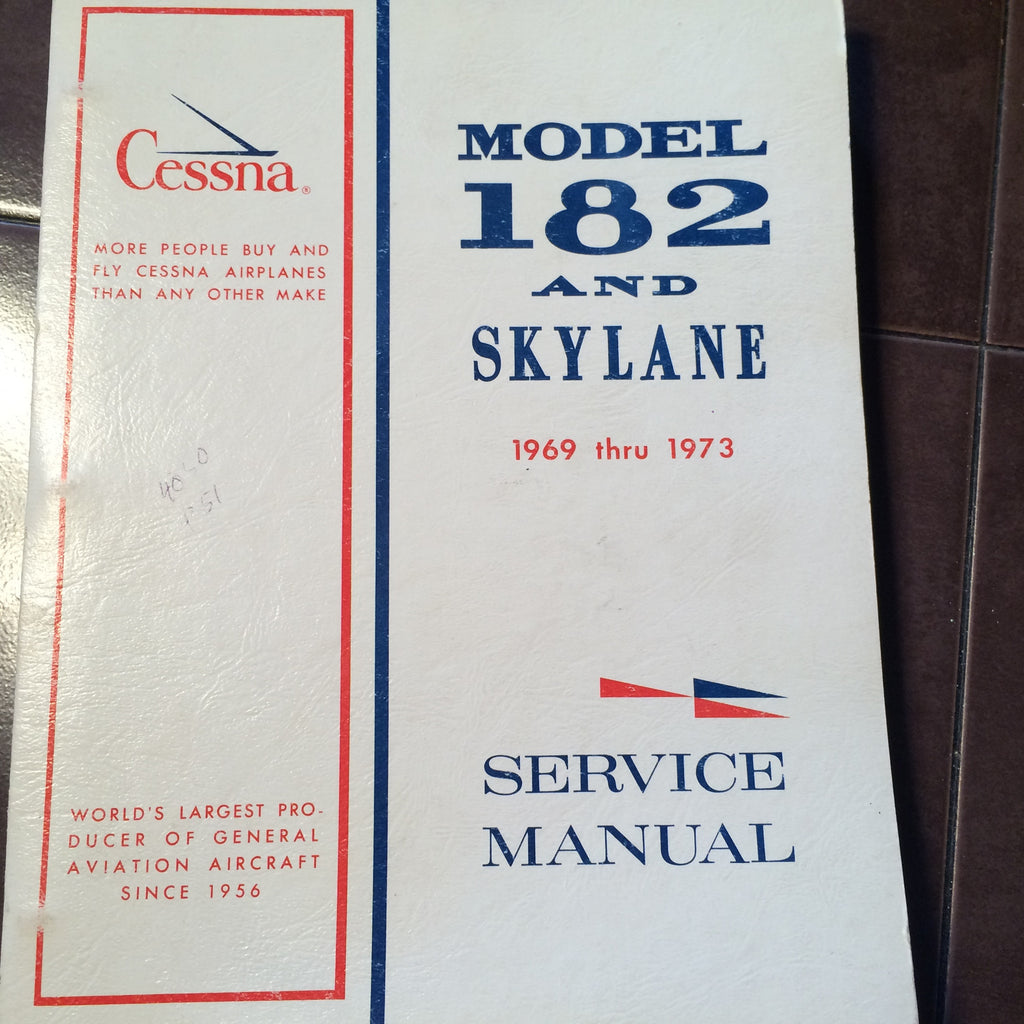 Cessna 182 service manual daily instruction manual guides 1969 1973 cessna 182 service manual g s plane stuff rh gsplanestuff com 1975 cessna 182 owners fandeluxe Gallery