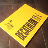 Bellanca Decathlon Service Manual.  Circa 1979.