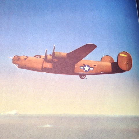 1944 B-24 Airplane, R1830-43 PowerPlant Service & Instruction Manual.