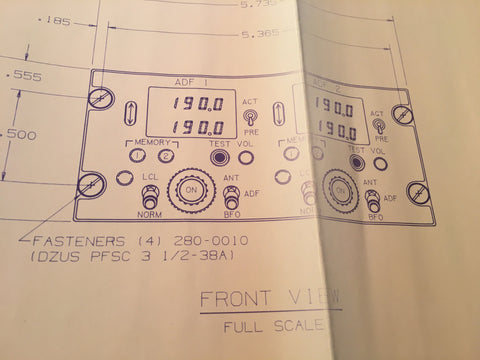 Gables G6862-01 Control Install, Service & Parts Manual.