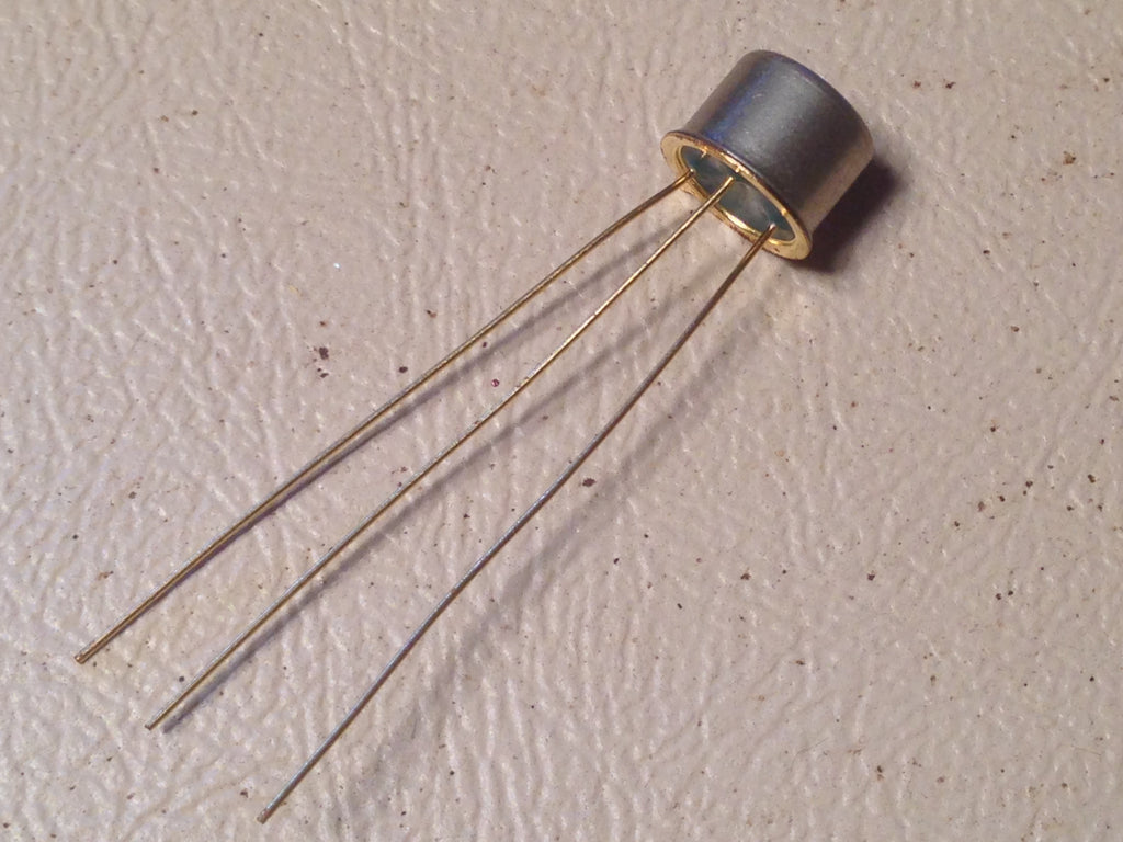 King Radio Small Part:  007-0085-00 aka 007-00085-0000 Transistor.  NOS,  Circa 1970, 1980, 1990.