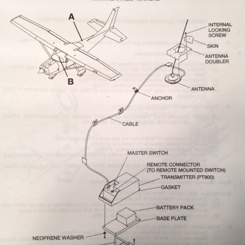1996 and On Cessna 182 Maintenance Manual