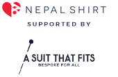 Nepal Shirt Supported By ASTF