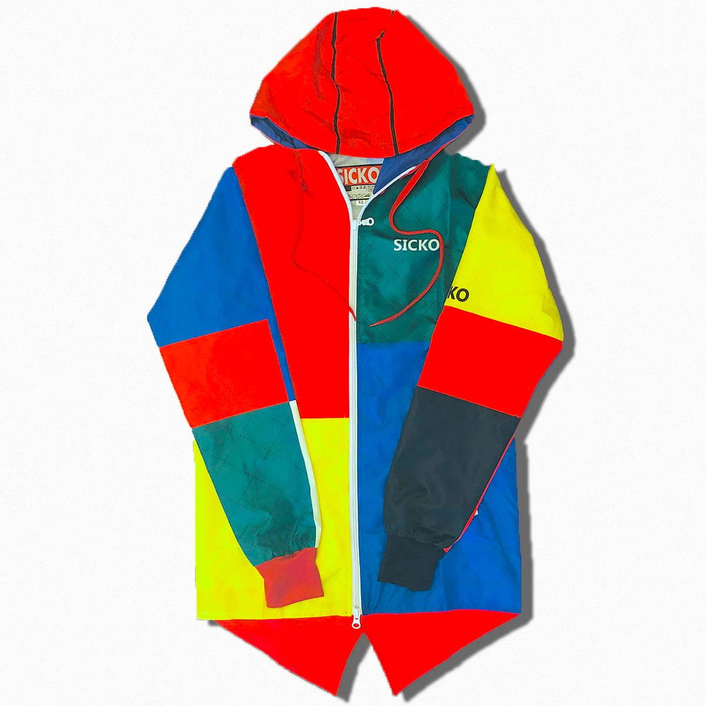 SICKO® Rain Jacket + Windbreaker - SiCKO Clothing