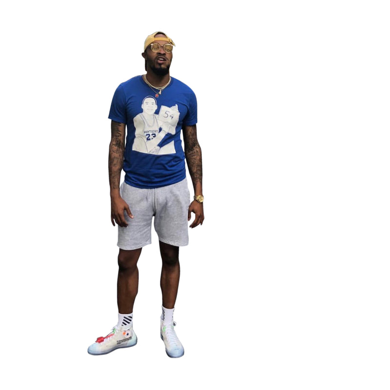 "Jodie Meeks Kentucky  ""54"" Shirt"