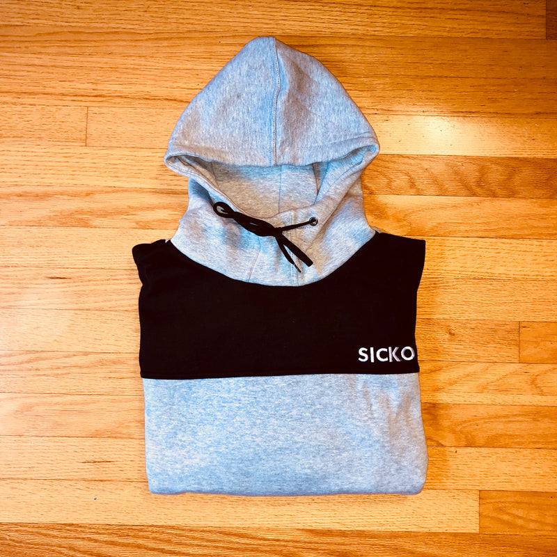 SICKO® Grey Hoodie & Jogger Set - SiCKO Clothing
