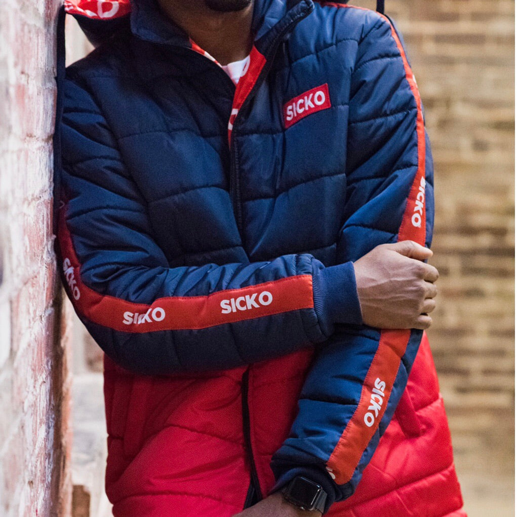 SICKO®️ Quilted Jacket - SiCKO Clothing