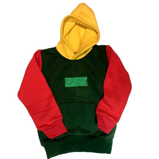 SICKO Colorful Sweatshirt - SiCKO Clothing