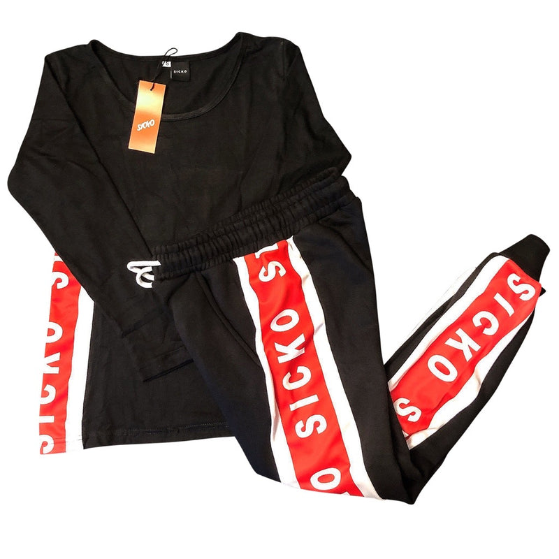 Lady Jogger Set - SiCKO Clothing