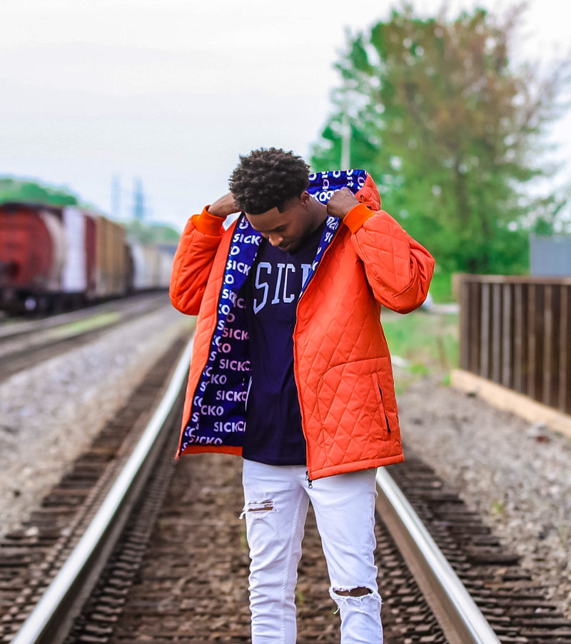 Sicko Plush lightweight Jacket - SiCKO Clothing