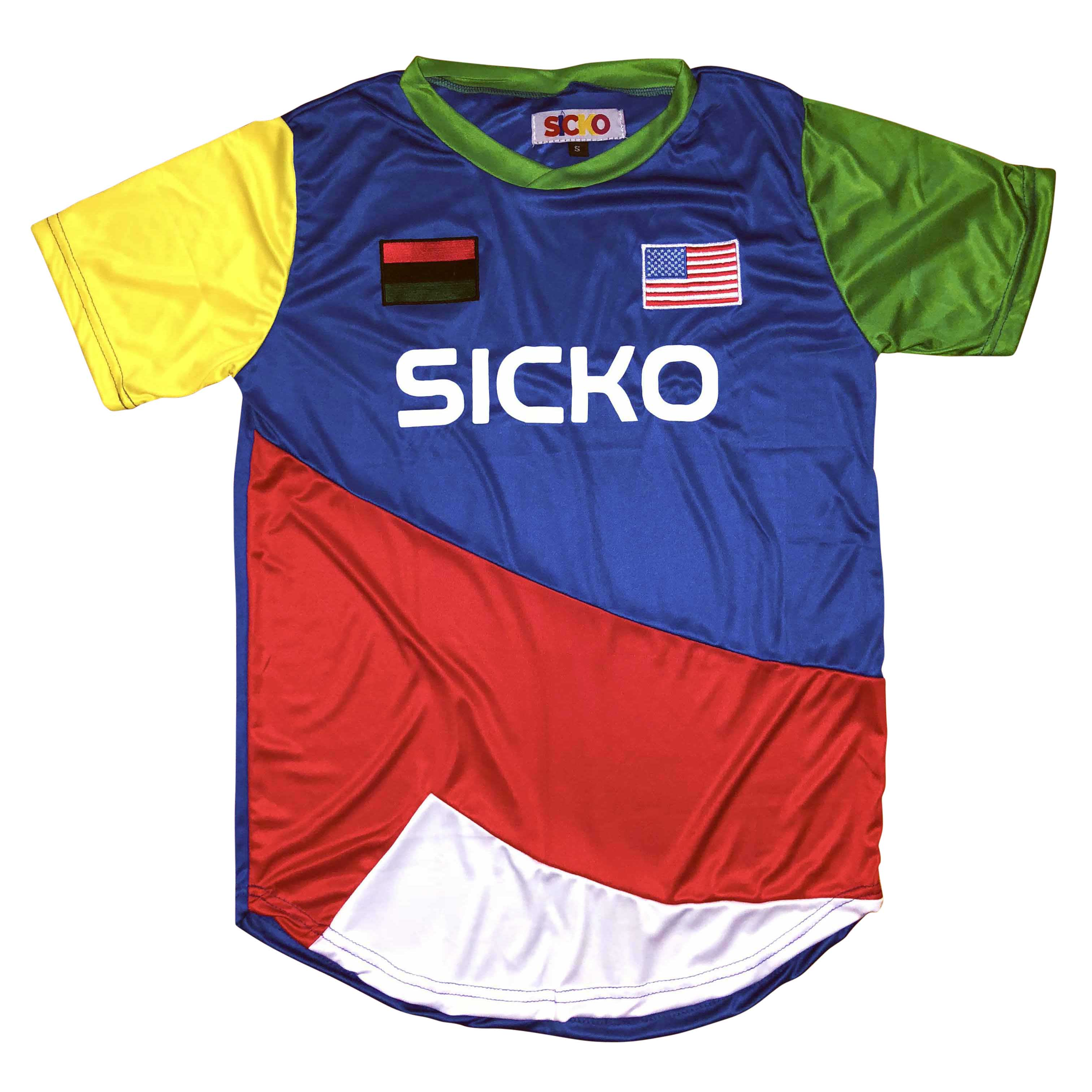SICKO World Cup Jersey