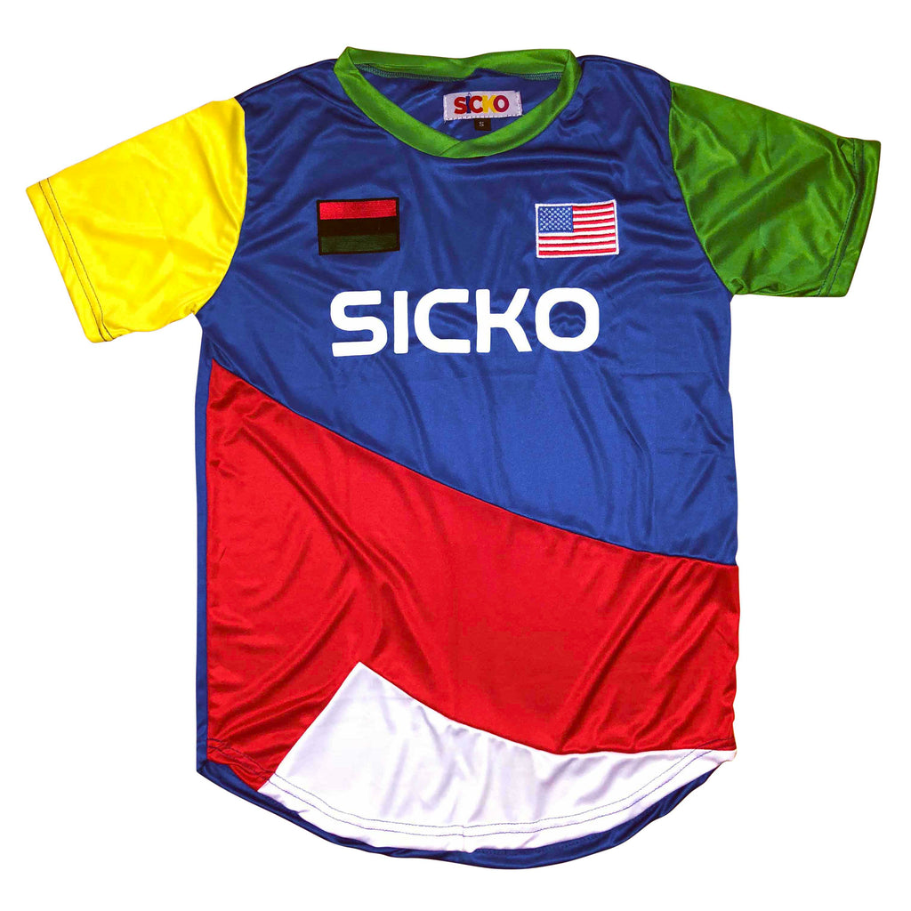 SICKO World Cup Jersey - SiCKO Clothing
