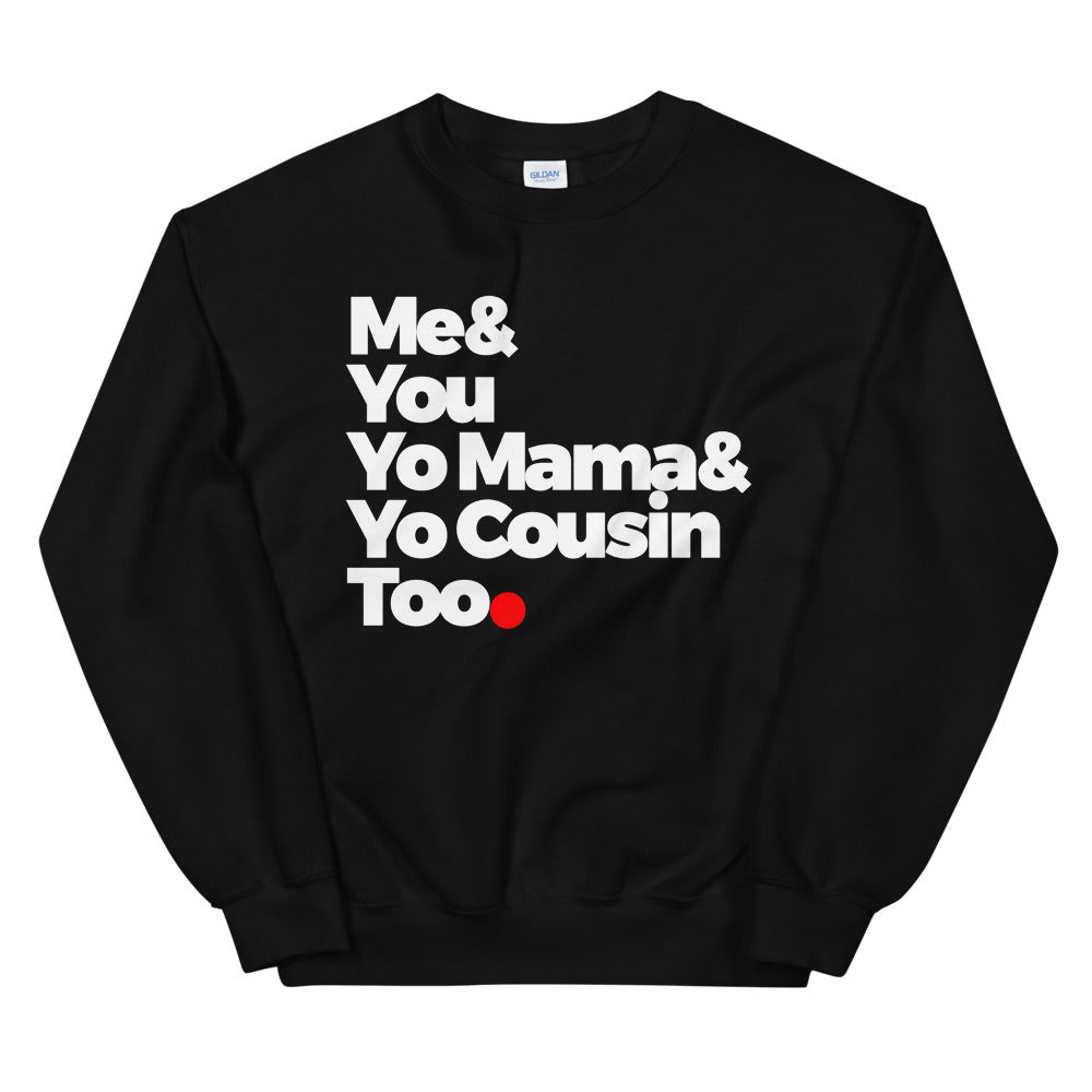 Outkast Elevators Inspired Unisex Sweatshirt - SiCKO Clothing