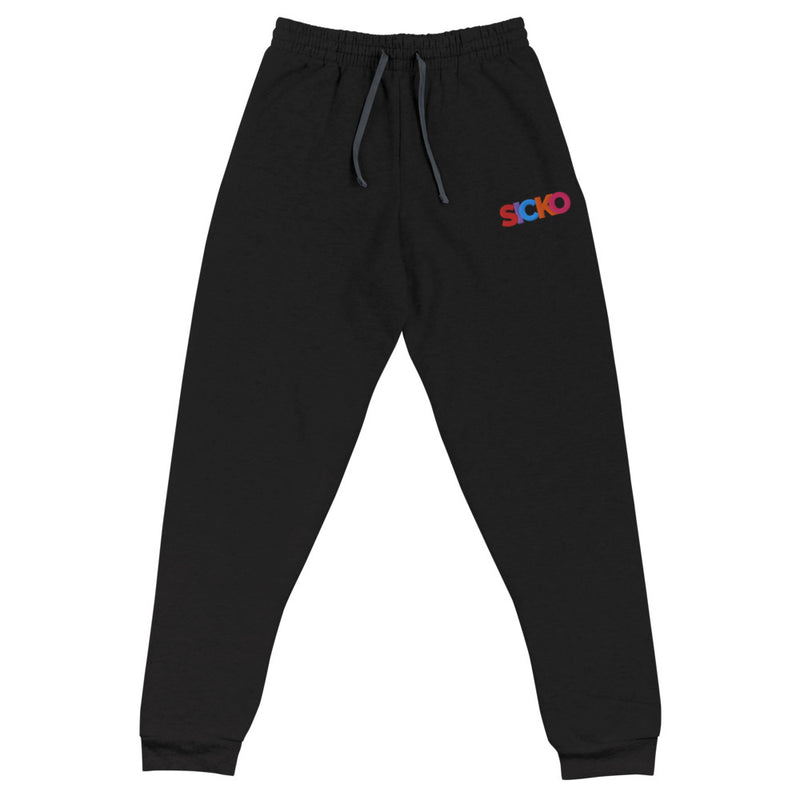 SICKO Colorful Unisex Joggers - SiCKO Clothing