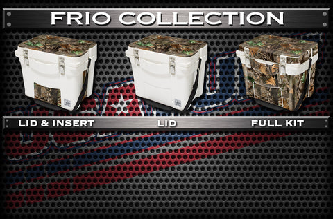 Decals For FRIO Coolers - Custom FRIO Cooler