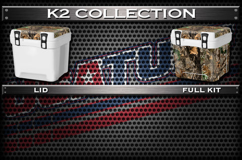 Decals For K2 Coolers - Custom K2 Cooler