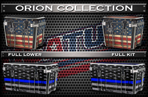 USATuff Cooler Wrap Cooler Skin for ORION Collection