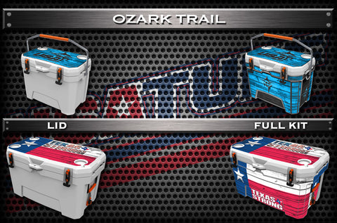 USATuff Cooler Wrap Accessories For Ozark Trail Coolers