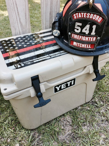 USA Tuff Custom Cooler Graphic Accessories Kit