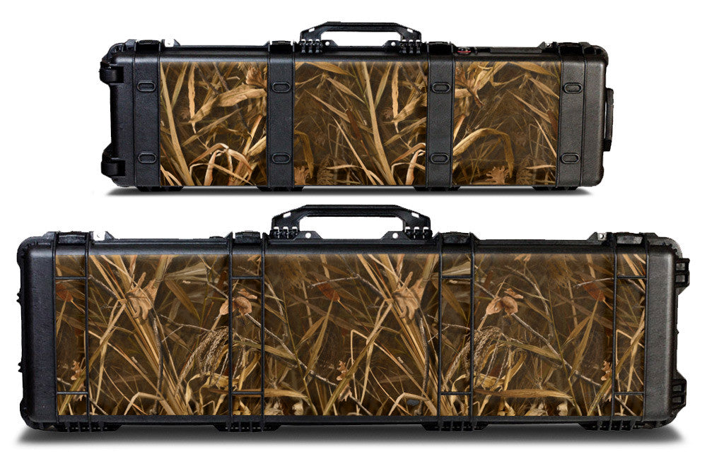 Pelican Gun Case Wrap Decal Kit by USATuff - Wing Camo