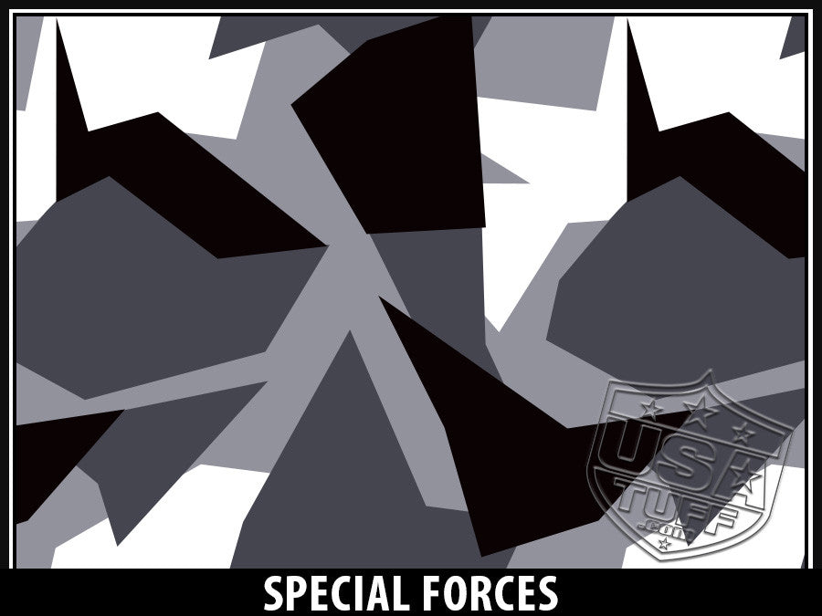 USATuff Yeti Cup Rtic Cup Special Forces Camo Decal Skin Wrap