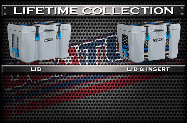 USATuff Cooler Wrap Accessories For Lifetime Coolers