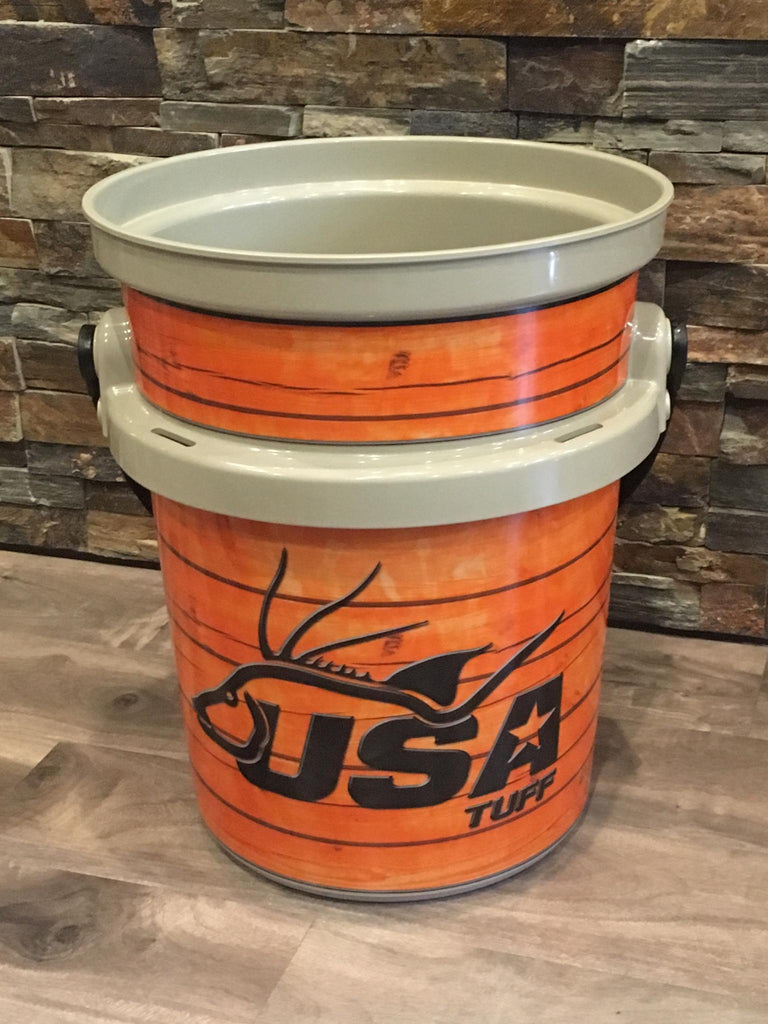 USATuff YETI Bucket Wrap Decal