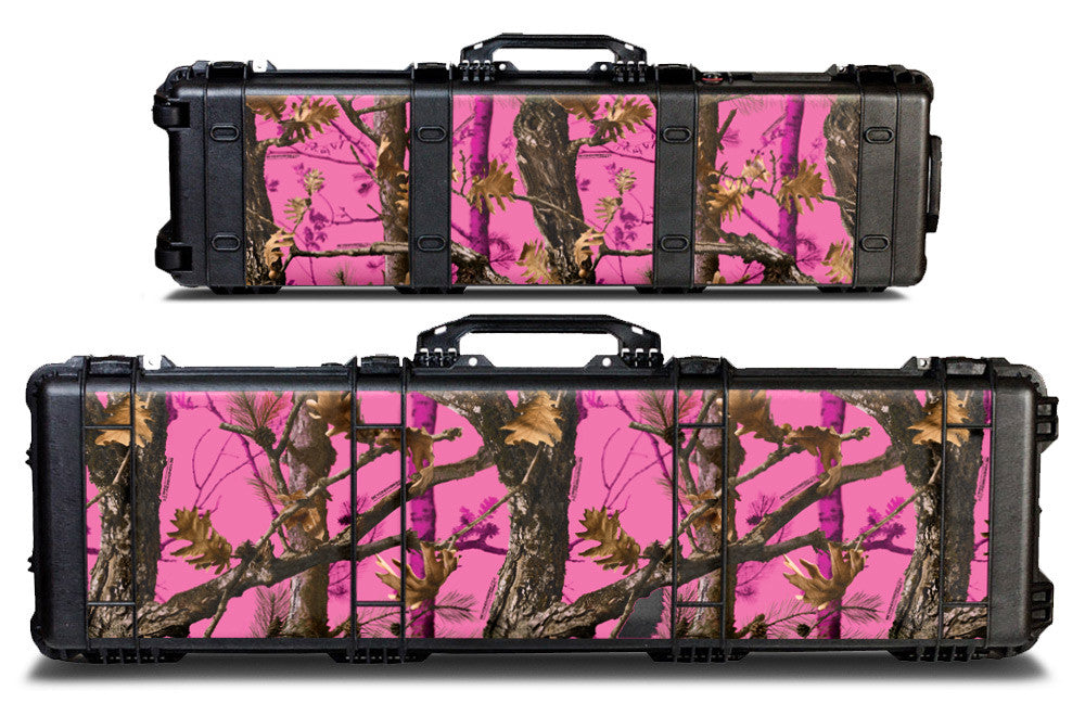 Pelican Hard Gun Case Premium Graphic Wrap Decal USATuff.com