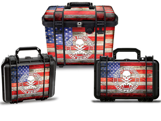 PELICAN Hard Case Premium Graphic Kits (Select Your Model 1170, 1200 or 1430)