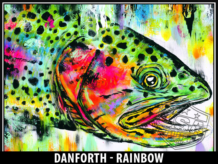 Rainbow by David Danforth - Cup Wrap
