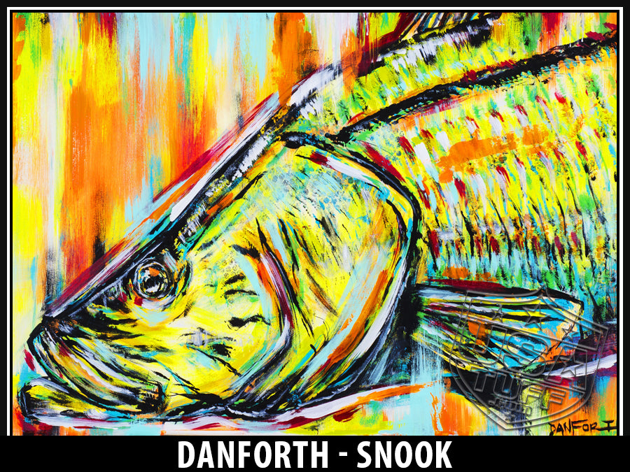 Snook by David Danforth - Cup Wrap