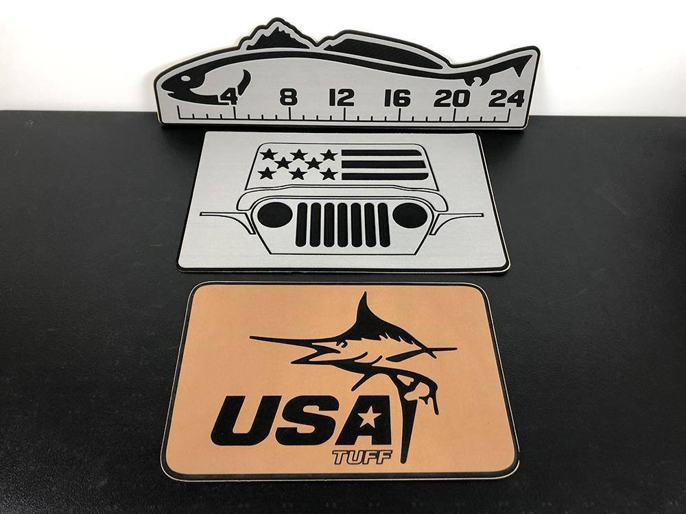 USATUFF DECK SeaDek Marine Mat Custom Cooler Pads for YETI RTIC ORCA Grizzly