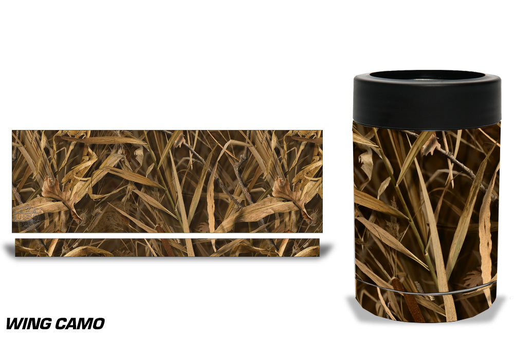 USATuff Tumbler Cup Wrap Kit for RTIC YETI - Wing Camo