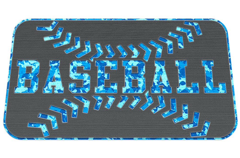 BASEBALL STITCH - DG/AQ