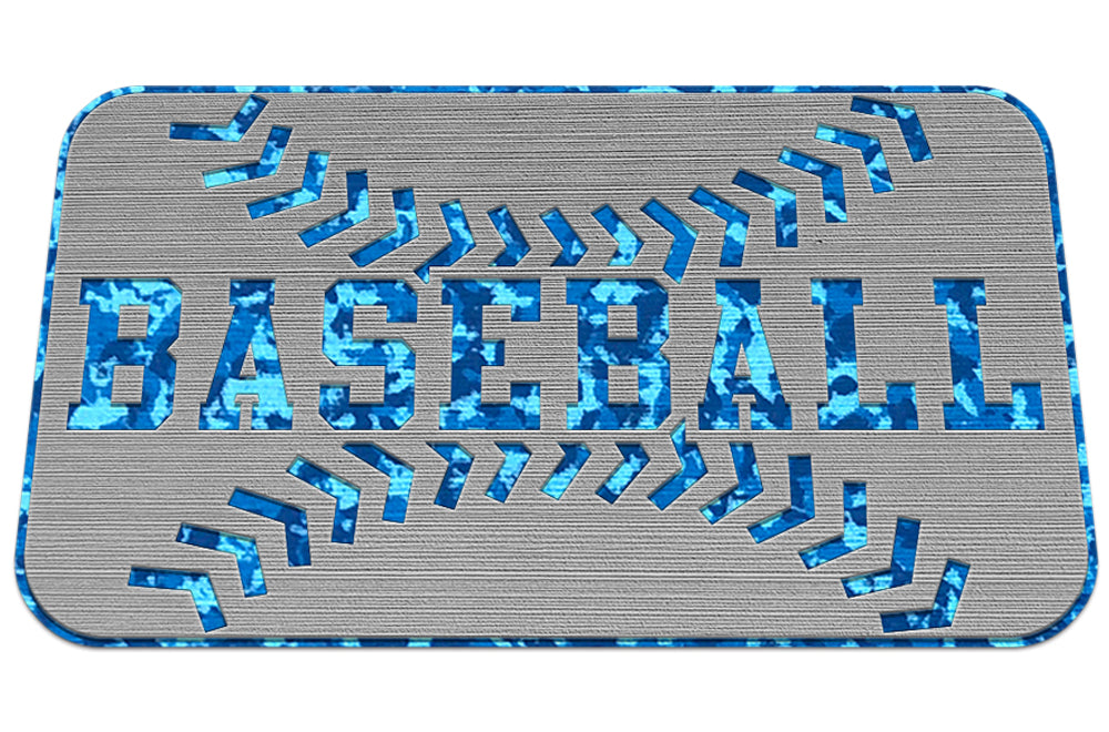 BASEBALL STITCH - SG/AQ
