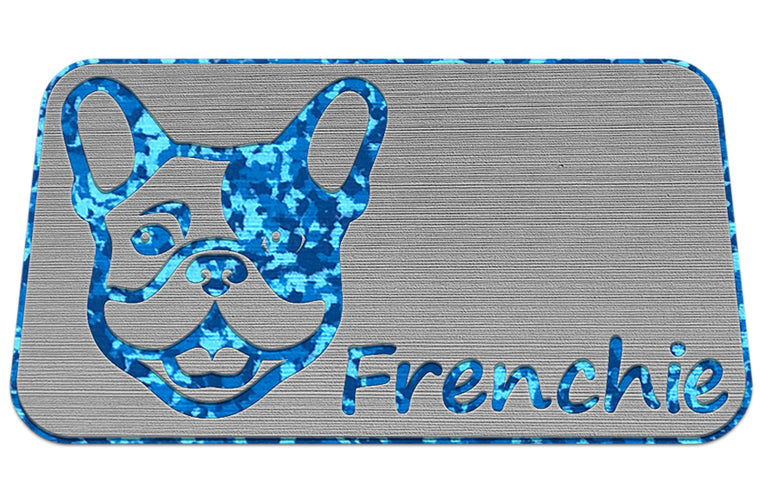 French Bulldog Name - SG/AQ